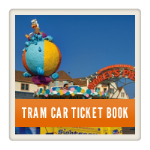 Spring Sale Tram Car Tickets